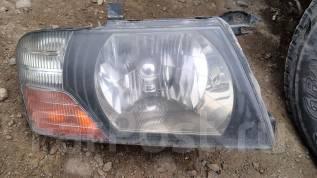 Фара. Mitsubishi Pajero, V75W