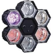 Цветомузыка Музыкальная радуга Сигнал-986С, 5w светодиоды