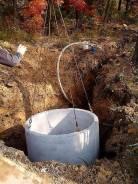 Монтаж водопровода, канализации, септиков! Оформляем документы!