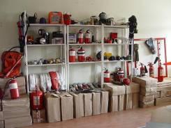 Продам противопожарное оборудование, огнетушители, рукава, шкафы