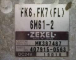 Блок управления двс. Mitsubishi Fuso, FK61 Двигатель 6M61