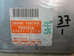 Блок управления двс. Toyota Corolla, AE100 Двигатели: 5AF, 5AFE