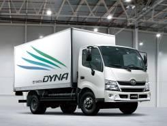 Toyota Dyna. Птс 2002г. фургон S05C