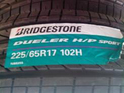Bridgestone Dueler H/P Sport. Летние, 2015 год, без износа, 4 шт. Под заказ