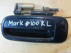 Ручка двери внешняя. Toyota Mark II, GX100 Двигатель 1GFE