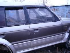 Кузов в сборе. Mitsubishi Pajero, V44WG Двигатель 4D56