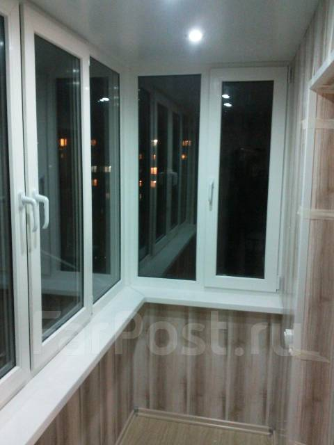 балкон под ключ цена рассрочка