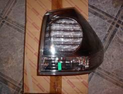 Стоп-сигнал. Lexus RX400h, MHU38 Двигатель 3MZFE