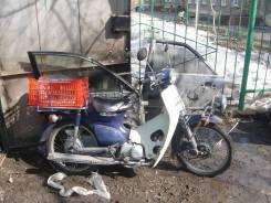 Honda Super Cub 50. 49 куб. см., исправен, птс, с пробегом