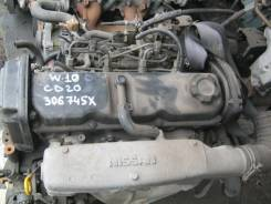 Двигатель в сборе. Nissan Avenir, VSW10, W10 Двигатель CD20