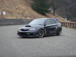 Капот. Subaru Impreza WRX STI, GRF, GRB