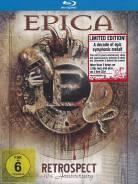 Epica - Retrospect (2Blu-ray + 3CD/фирм. ). Под заказ