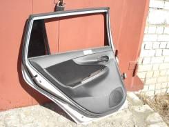 Дверь багажника. Toyota Corolla Fielder, 144 Двигатели: 1NZFXE, 1NZFE, 1NZ