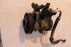 Компрессор кондиционера. Toyota Mark II, JZX90 Двигатель 2 5