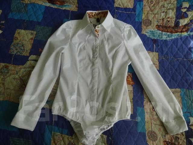 Боди-блузки. 44