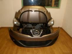 Крепление бампера. Nissan Juke Nissan Dualis, J10 Nissan Qashqai, J10 Nissan Qashqai+2 Двигатели: MR20DE, M9R, HR16DE, K9K, R9M