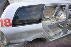 Стекло боковое. Toyota Corolla Fielder, ZZE122G