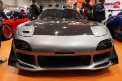 Обвес кузова аэродинамический. Mazda RX-7