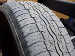Bridgestone Dueler H/T D687. Летние, износ: 50%, 1 шт
