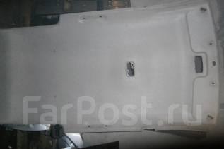 Обшивка потолка. Toyota Corolla Fielder, ZZE122G