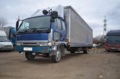 Nissan Diesel Condor. Nissan Diesel/Condor будка 55 куб. м, 9 200 куб. см., 5 000 кг.