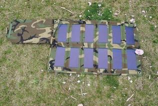 Солнечная батарея 12Вт. Под заказ