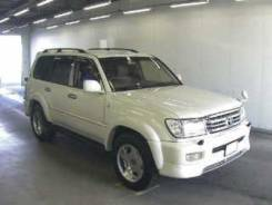 Toyota Land Cruiser. HDG100