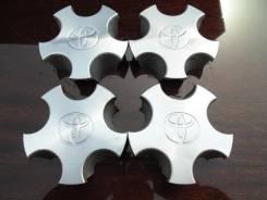 """Центральные колпачки на литые диски «Toyota». Диаметр Диаметр: 15"""", 4 шт."""