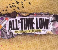All Time Low - Nothing Personal (CD/фирм. )