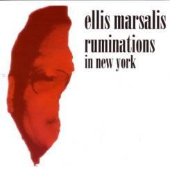 Ellis Marsalis - Ruminations in New York (CD/фирм. )