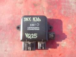 Блок управления вентилятором. Nissan Skyline, V36 Двигатель VQ25HR