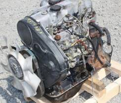 Двигатель в сборе. Hyundai Grace Двигатель D4BA