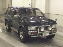 Nissan Terrano. 21