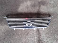 Решетка радиатора. Nissan Sunny, 15