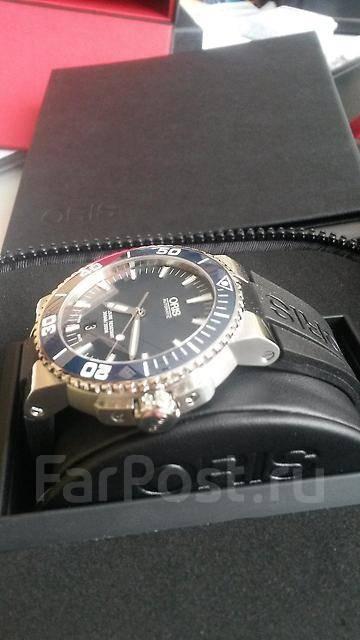 Швейцарские часы ORIS Aquis. Коллекция Дайвинг - Аксессуары и ... 4a89e6f975a