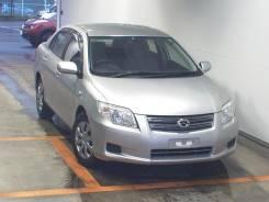 Toyota Corolla Axio. NZE141 ZRE142
