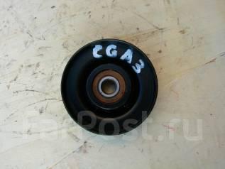Обводной ролик. Nissan Cube, AZ10 Двигатель CGA3DE