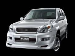 Обвес кузова аэродинамический. Toyota Land Cruiser Prado Toyota Land Cruiser. Под заказ