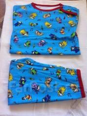 Пижамы. Рост: 110-116 см