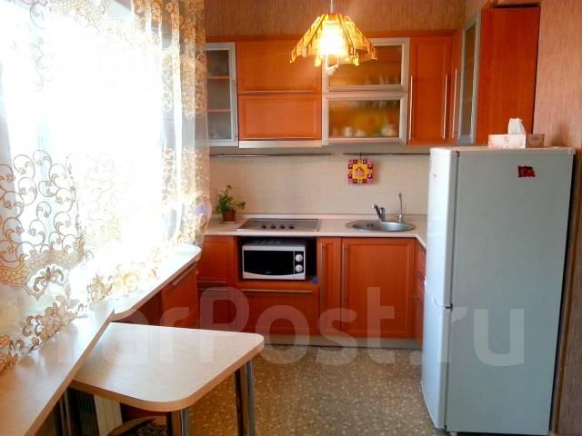 1-комнатная, улица Большая 4. Центральный, 32 кв.м. Кухня