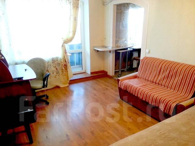 1-комнатная, улица Большая 4. Центральный, 32 кв.м. Комната