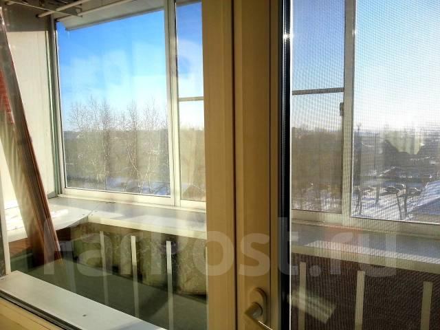 1-комнатная, улица Большая 4. Центральный, 32 кв.м. Вид из окна днем