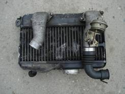 Интеркулер. Subaru Legacy Двигатель EJ206