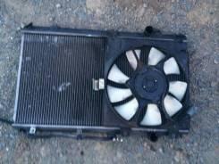 Радиатор охлаждения двигателя. Mitsubishi Lancer Evolution, CP9A, CN9A Mitsubishi Mirage, CP9A Mitsubishi Lancer, CP9A Двигатель 4G63T