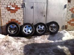 Продам колеса 285/55 R18. x18 6x139.70 ET20