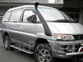 Шноркель. Mitsubishi Delica. Под заказ