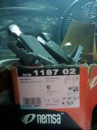 Датчик износа тормозных колодок. Volkswagen Touareg