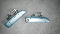 Ручка двери внешняя. Honda Fit, GD1