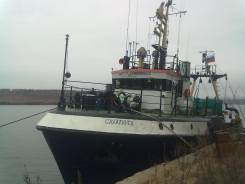 Продам Малый рыболовный траулер
