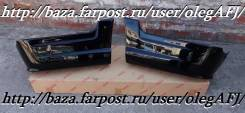 Клык бампера. Lexus LX570 Toyota Land Cruiser. Под заказ